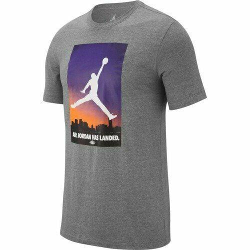 Nike Men/'s Air Jordan 6 Photo Tee NEW AUTHENTIC White 833929-100