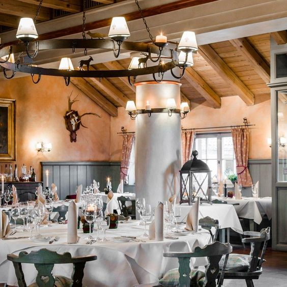 Restaurant Linslerhof in Überherrn
