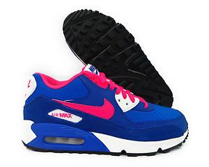 Nike Air Max 90 Blue And Pink