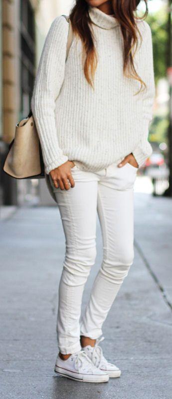 All White // L.O.V.E.: