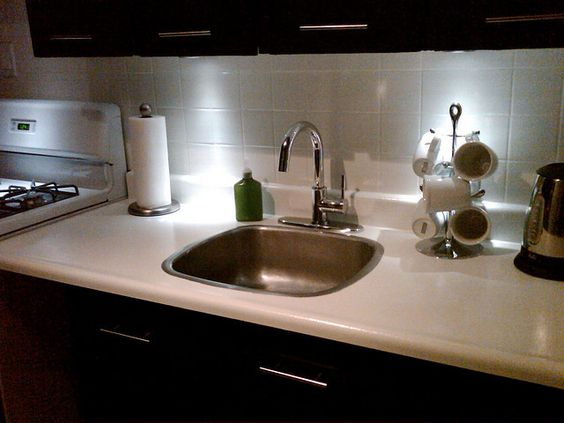 Perhaps the best instruction Ive seen for a painted countertop. It ...