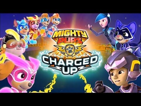 Paw Patrol Halloween Special 2020 Nickelodeon USA to Premiere 'Mighty Pups Charged Up' Finale on