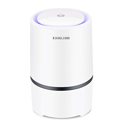 Germguardian Elite Pluggable Uv Sanitizer And Odor Reducer Black Onyx In 2020 Small Air Purifier Air Purifier Deodorant
