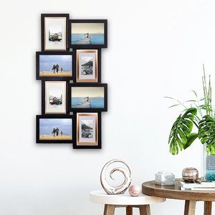 Gallery Wall Frame Sets You Ll Love Wayfair Gallery Wall