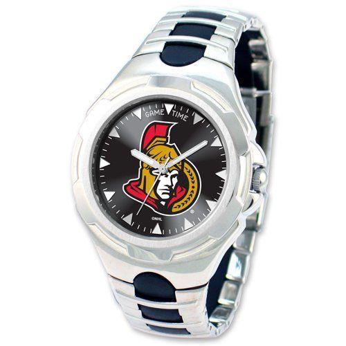 Mens NHL Ottawa Senators Victory Watch Jewelry Adviser Nhl Watches. $70.00. Save 60% Off!