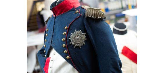 Souscription «Restaurer l'uniforme de Napoléon porté à Sainte-Hélène»