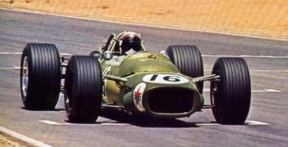 Matra Caltex verde musgo (1968)