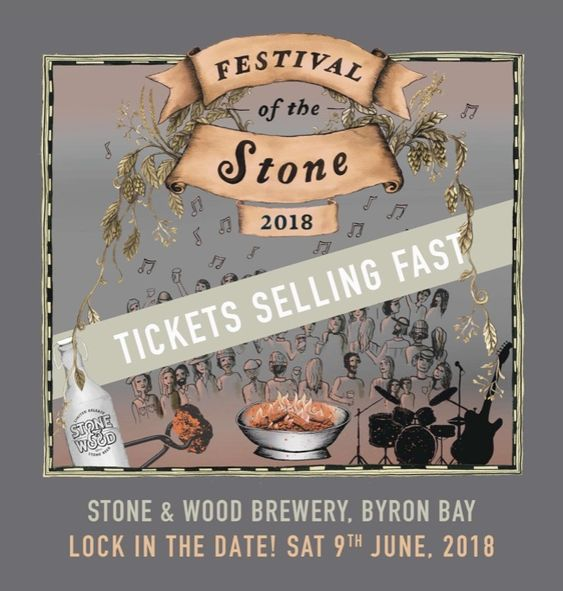 Festival of The Stone is on this June 9 at Stone & Wood Brewery
