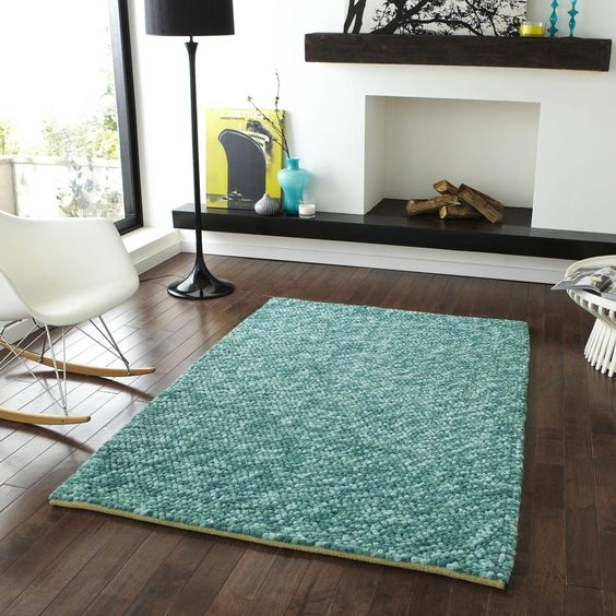 Think Pebbles 120x170cm Rug Teal Achica Ideas For Home Decor Pinterest Teal Rugs And