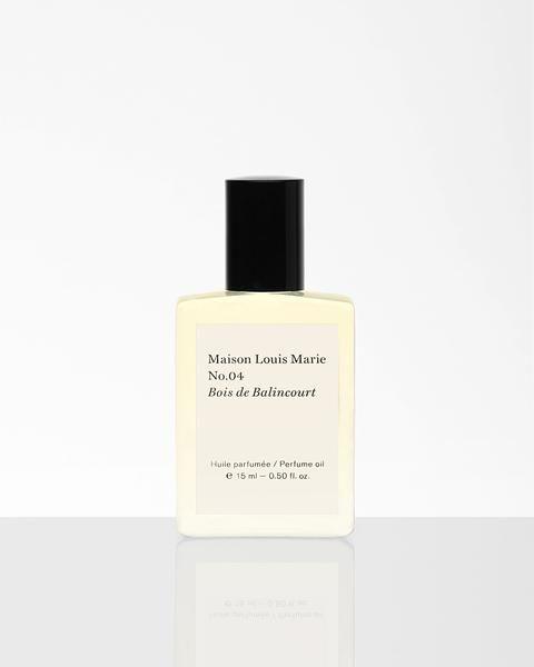 No.04 Bois de Balincourt - Perfume oil