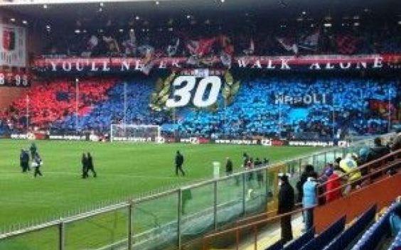 Genoa e Napoli: storia di un'amicizia #napoli #genoa #calcio #seriea