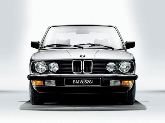 BMW 5-Series E28 1981-1987