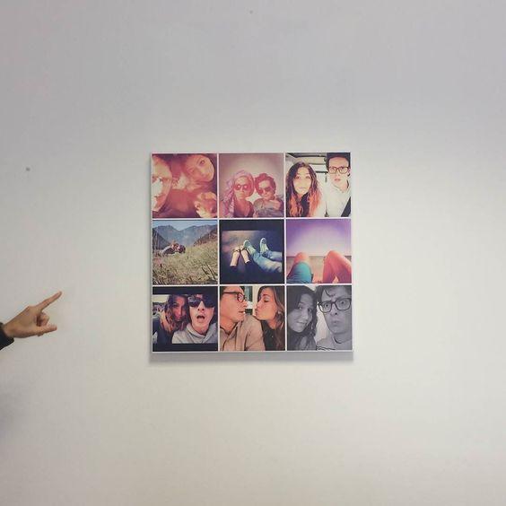 Ricchezza di colori e ricordi indelebili... A noi piace stampare le emozioni... ; -) - Mosaico Instagram! - PS. : al link in bio puoi scaricare il manuale di fotografia aggiornato gratuitamente!! . . .