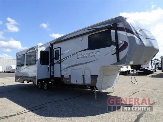 Used 2012 Dutchmen RV Komfort 3130FRL-3SL Fifth Wheel at General RV | Wayland…