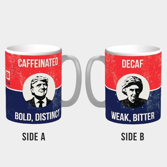 Breitbart's Retro 2016 Presidential Coffee Mug