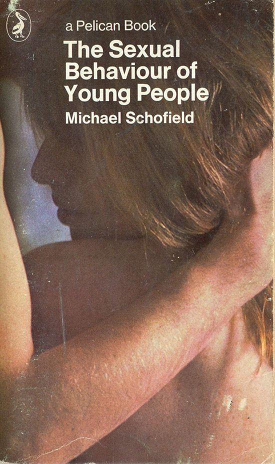 1968 The Sexual Behaviour of Young People - Michael Schofield