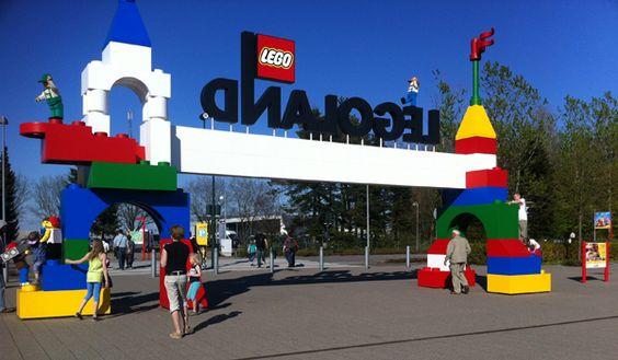 Legoland, Denemarken | denemarken | Pinterest | Legoland ...