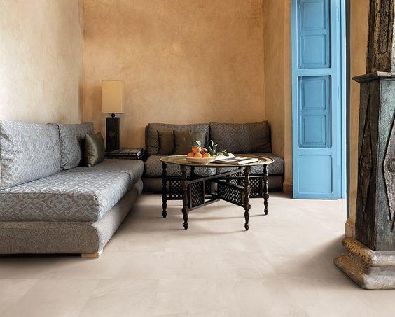 Carrelage contemporain et chaleureux de coloris blanc, Novanta Bianco. pour plus d'infos : http://www.portovenere.fr/fr/carrelage/carrelage-contemporain-et-design/carrelage-contemporain-chaleureux-novanta/