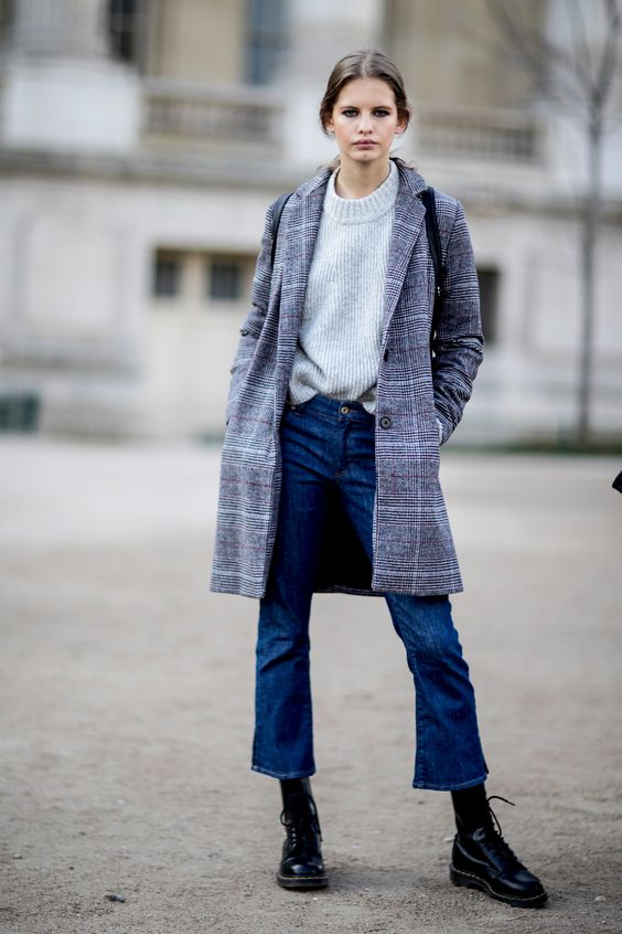 Paris Fashion Week Street Style Fall 2018 Day 5 - The Impression