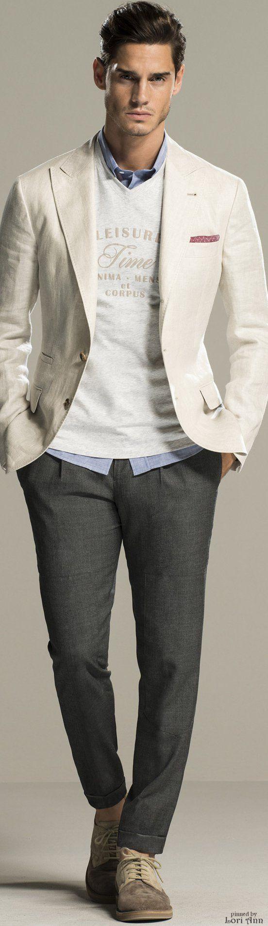 Brunello Cucinelli Spring 2016 | Men's Fashion