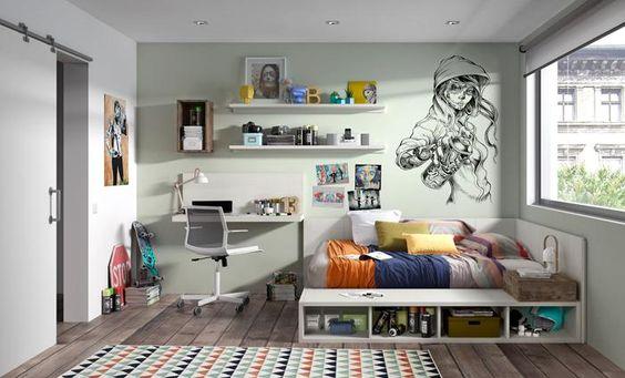 KIBUC, muebles y complementos - Juveniles Chroma