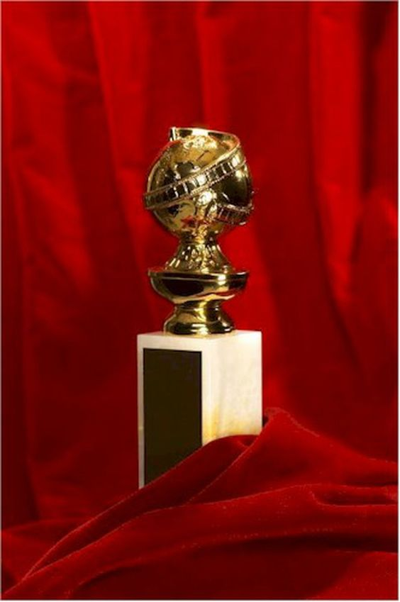 golden globe award statue | What everyone hopes to walk home with - The Golden Globe Statue!