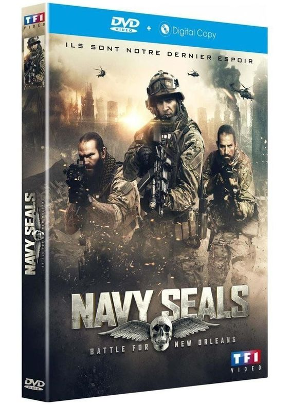 Navy Seals: Battle for New Orleans - DVD  NEUF
