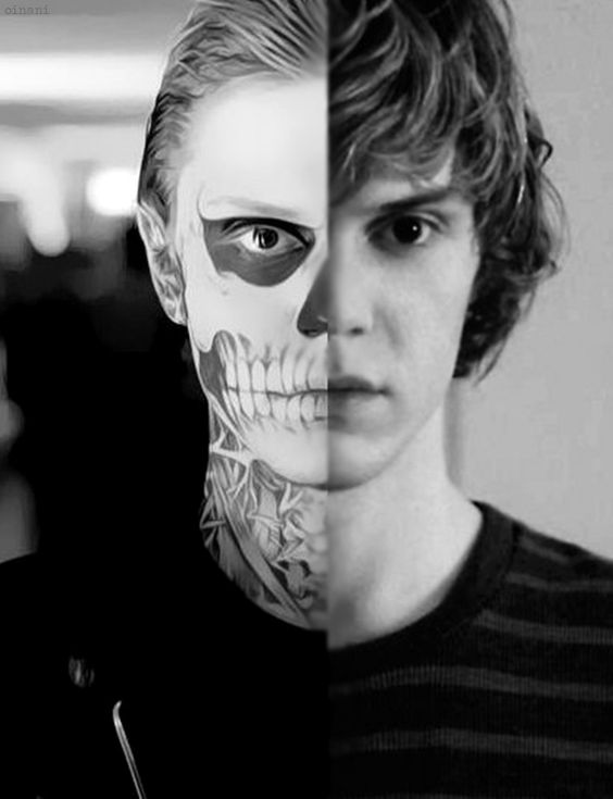 i have become hooked on American Horror Story #sorrynotsorry