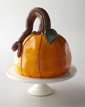 """Happy Pumpkin"" Cheesecake - Neiman Marcus"