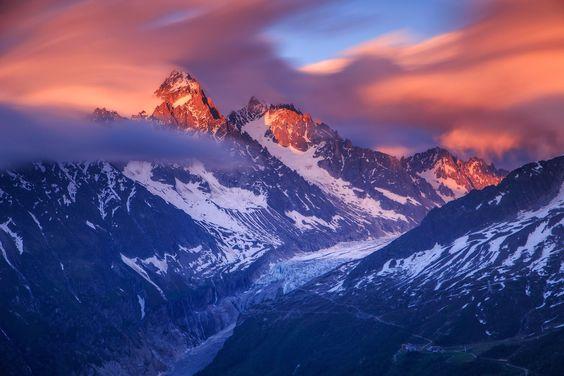 Chamonix, France by Sven Broeckx on 500px