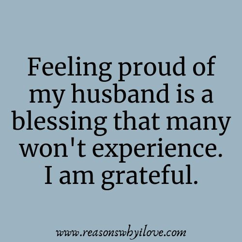 Proud Of My Husband Quotes   Todd & Kristin ❤️   Husband