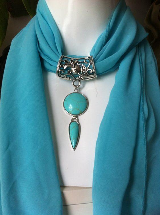 Hey, I found this really awesome Etsy listing at https://www.etsy.com/ru/listing/195433499/scarf-jewelryscarf-pendantscarfhandmade