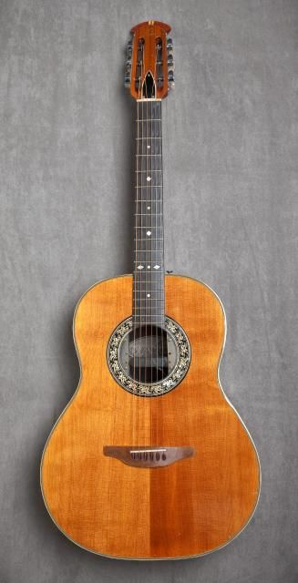 Kurt Cobain of Nirvana's guitar from the Hard Rock ...