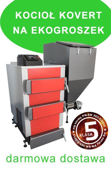 Ecodesign Kociol 5 Klasa Piec Kovert 15kw Slimak Kitchen Appliances Popcorn Maker Kitchen