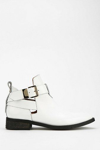 Miista Ona Cutout Ankle Boot