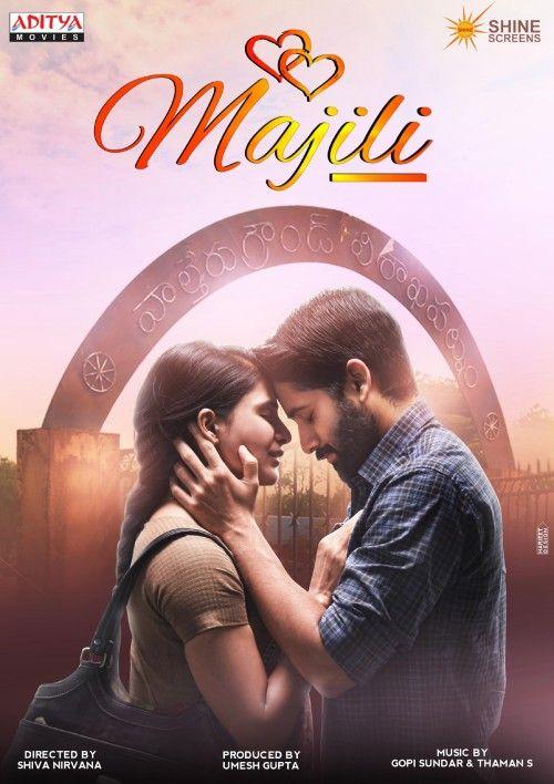 Majili 2020 Hindi Dubbed Movie 720p Hdrip 1 2gb In 2020 Full Movies Movies Hd Movies