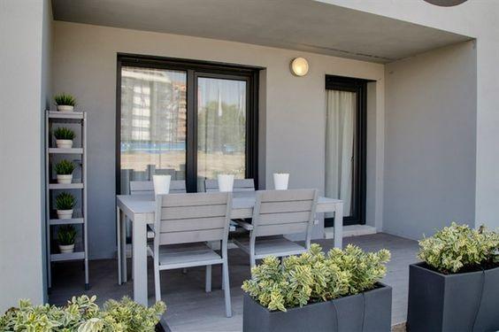 Pisos de 2 a 4 dormitorios con terrazas ticos y d plex for Piso bajo con jardin madrid