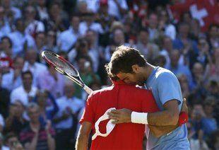 Federer defeats Del Potro after a mammoth third set