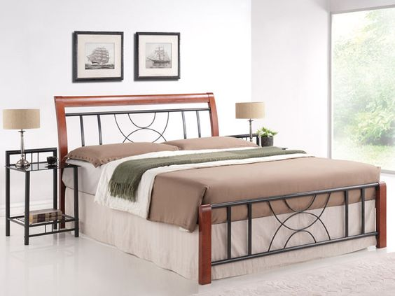 Кровать SIGNAL CORTINA, 160x200