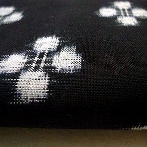 KR-12 Karume Kasuri from Habu Textiles <3