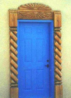 My doors ~ one open by NancyLovestheWest via Flickr | Taos Santa Fe New Mexico Et Al | Pinterest | Southwestern style Doors and Gates & My doors ~ one open by NancyLovestheWest via Flickr | Taos Santa ...