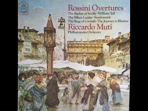 **♪Rossini : Il viaggio a Reims: Overture / Riccardo Muti & Philharmonia...