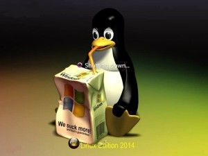 Windows 7 Linux Edition2014 Created by Team OS