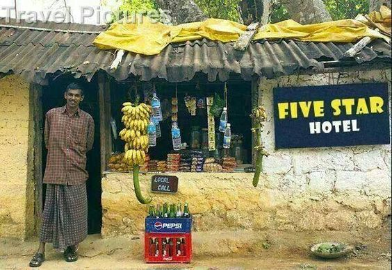 Hospitality at its best ;)