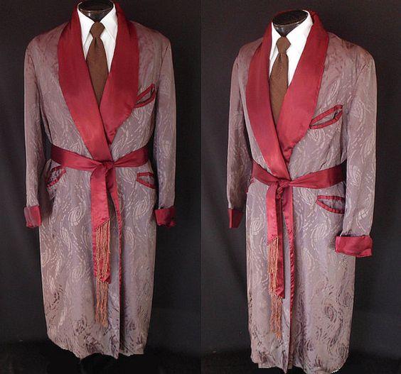 Vintage Silk Robes 118