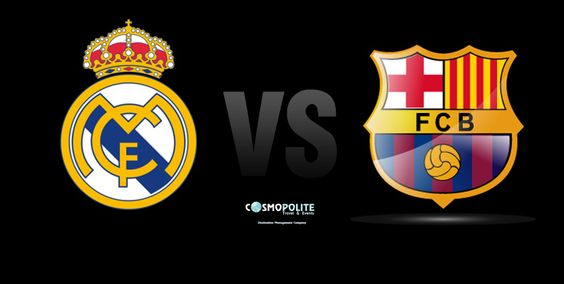 Watch Real Madrid and FC Barcelona battle it out live in Madrid