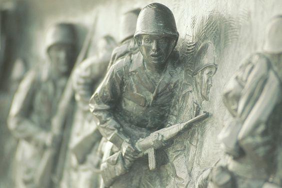 Bronze Courage