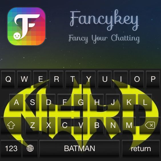 Feeling jealous seeing my new customised theme? Don't be!  Download @Fancykey http://dl5.fancykeyapp.com #Fancykey