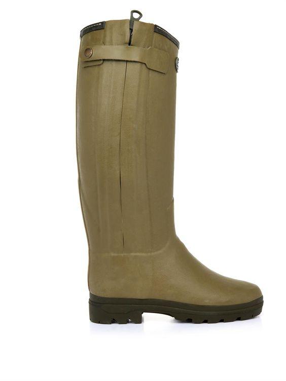 Le Chameau Chasseur rubber boots