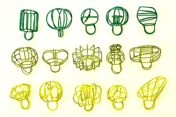 YES Polly! 60 rings – 2012 ‹ Polly Horwich – Contemporary Jewellery